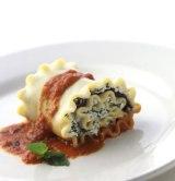 Recipe: Eggplant & Spinach LasagneSpirals