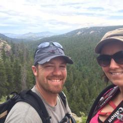 Maxwell Falls Hike Colorado