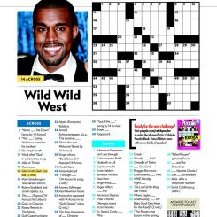 people magazine crosswords