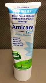 Arnica Gel – Gets rid of BruisesFAST!