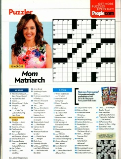 March 17 2014 People puzzler