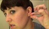 How To Put In Small Silicone Tunnels(4G)
