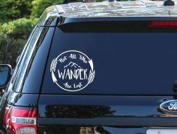 Wander Circle